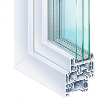 Ventanas de pvc oscilobatientes el mirador pvc - Precio ventanas pvc kommerling ...