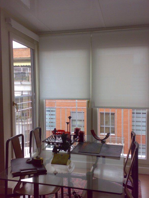 Instalación de ventanas de PVC o Aluminio