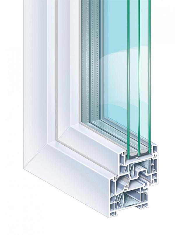 Sistema ventana kommerling 76