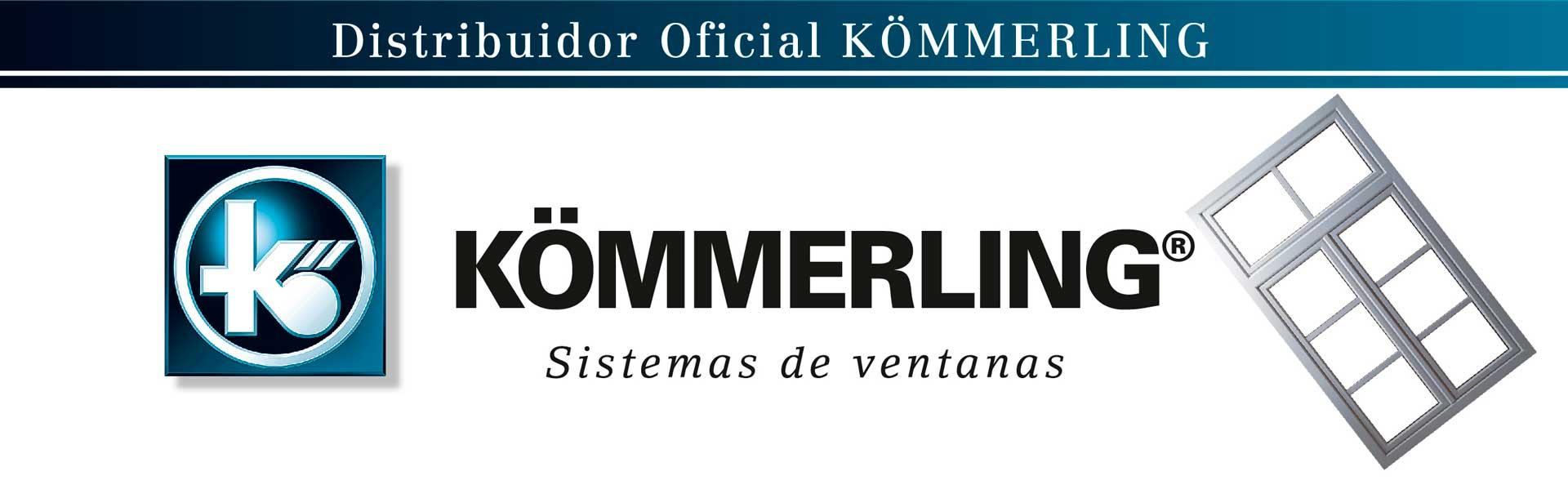 Primer distribuidor kommerling en Madrid